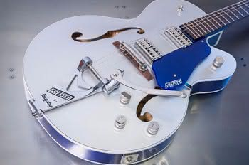 Gretsch - dwa nowe modele Players Edition