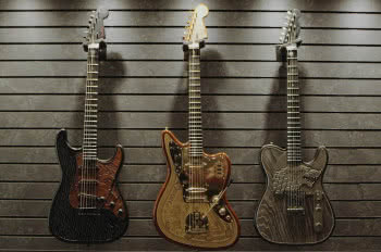 Fender Custom Shop Game of Thrones Sigils Collection
