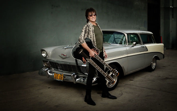 Richie Sambora i nowe modele Ovation Guitars