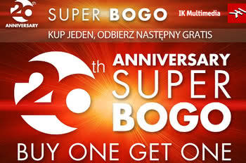 Zagraj w Super BOGO z IK Multimedia!
