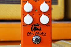 J. Rockett Audio Designs – Mr. Moto Tremolo/Reverb