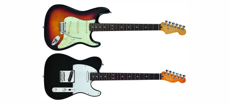 FENDER - American Ultra Telecaster, American Ultra Stratocaster