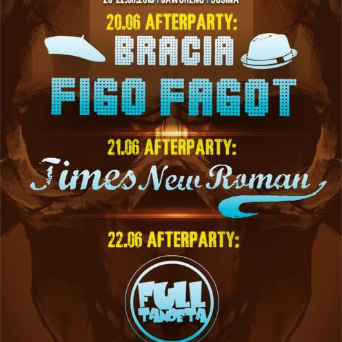 MetalFest 2013 - after party