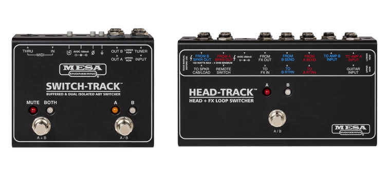 MESA BOOGIE - Switch-Track, Head-Track