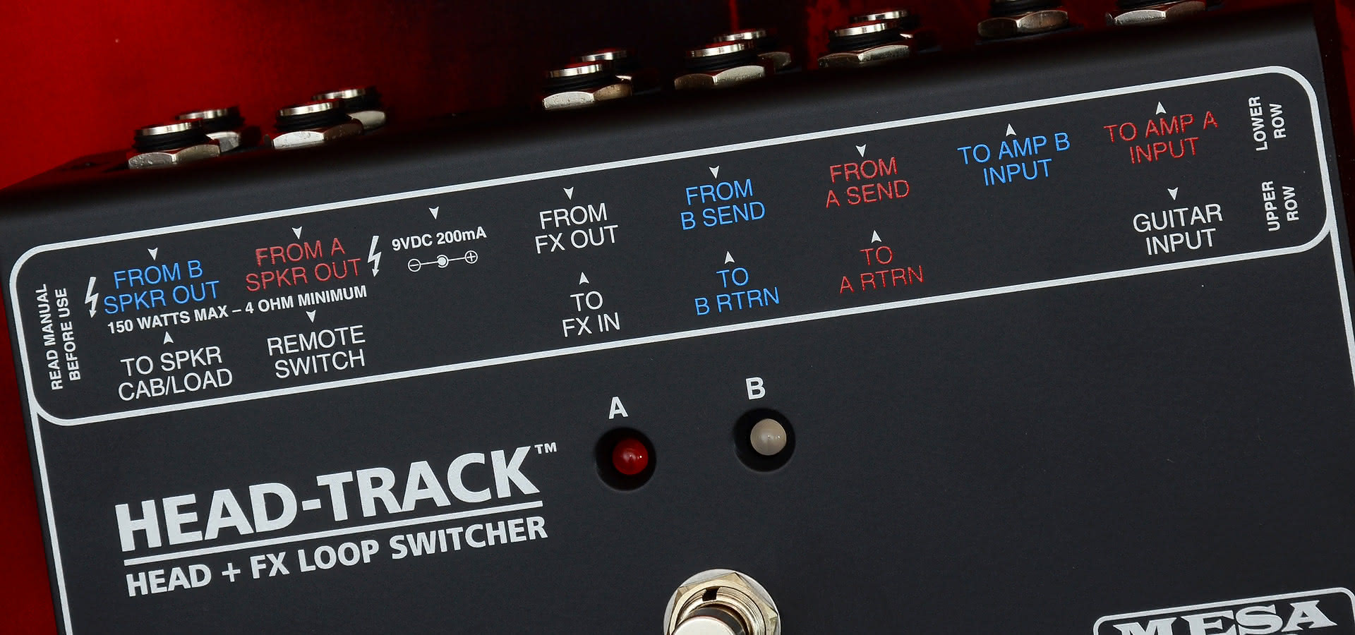 Switch-Track, Head-Track