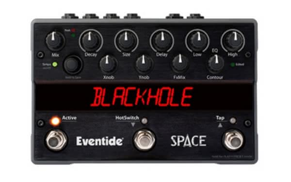 NAMM 2011: stompbox Eventide Space