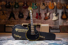 Epiphone Joe Bonamassa Black Beauty Les Paul Custom