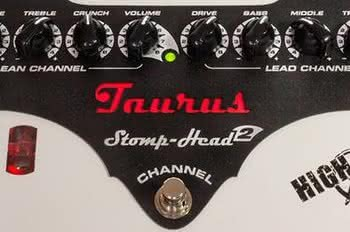 Taurus Stomp-Head 2.HG