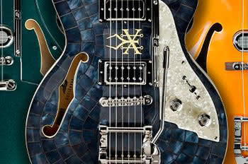 Duesenberg Alliance Soundgarden Black Hole Sun
