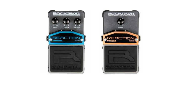 ROCKTRON - Reaction Chorus i Phaser