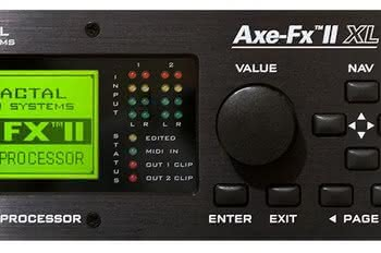 Fractal Audio Axe-Fx II XL