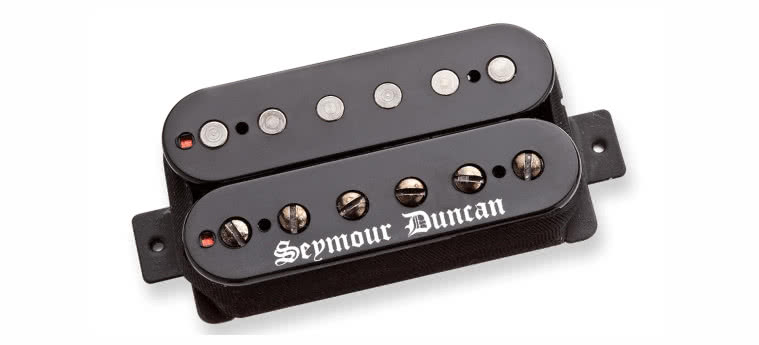 SEYMOUR DUNCAN - Black Winter (bridge)