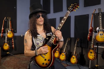 "Gibson Custom Slash Signed 1958 Les Paul Standard ""Brazilian Dream"""