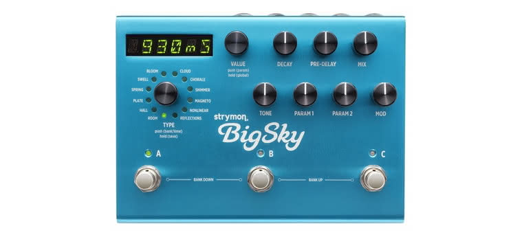 STRYMON - Big Sky