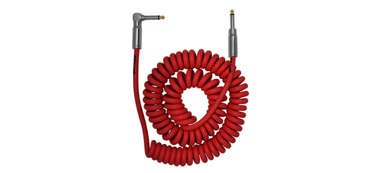 BULLET CABLE - Mini-Coil 10'