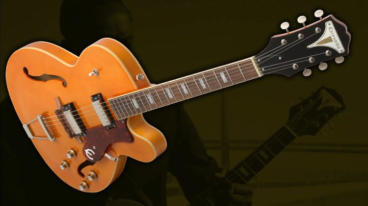 Epiphone Ltd. Ed. John Lee Hooker 100th Anniversary Zephyr Outfit