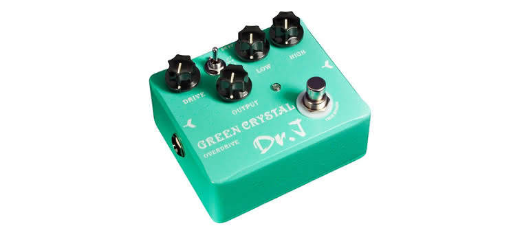 DR. J - Green Crystal Overdrive