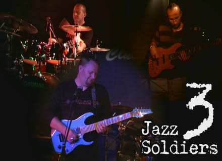 3 Jazz Soldiers