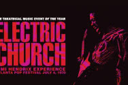 Jimi Hendrix: Electric Church w Multikinie