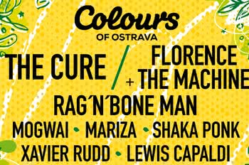Colours of Ostrava 2019