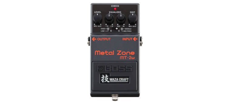 BOSS - MT-2W Metal Zone