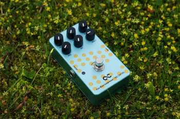 One Control Pale Blue Compressor