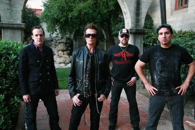 Black Country Communion w czerwcu do studia