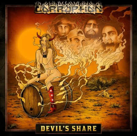 Corruption - Devil's Share