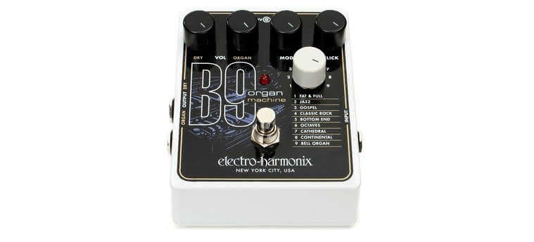 ELECTRO-HARMONIX - B9 Organ Machine