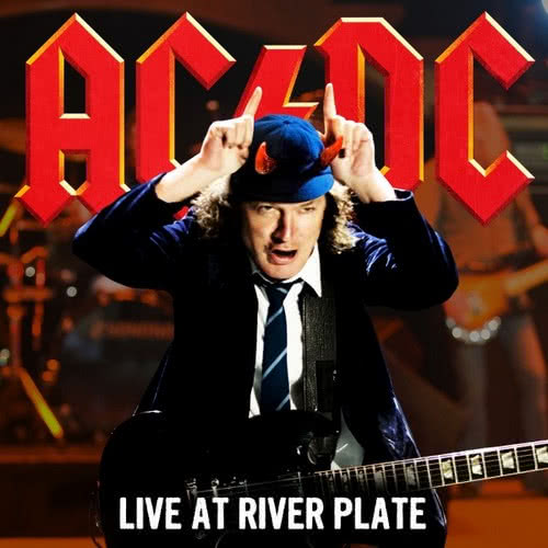 AC/DC wyda Live At River Plate na CD