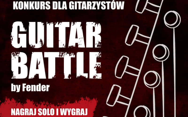 Konkurs - Guitar Battle by Fender