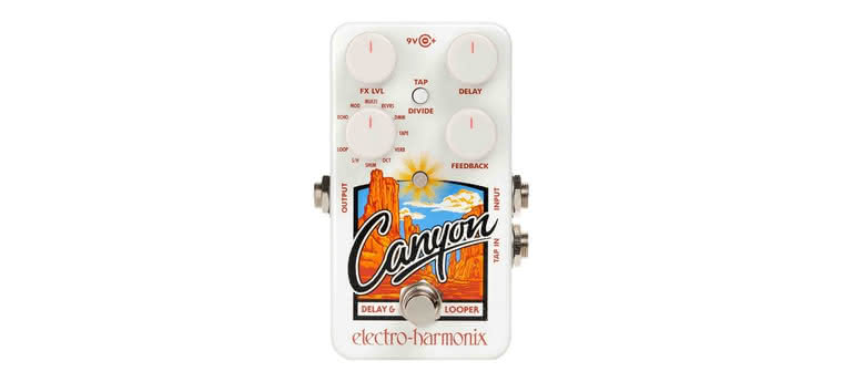 ELECTRO-HARMONIX - Canyon Delay & Looper