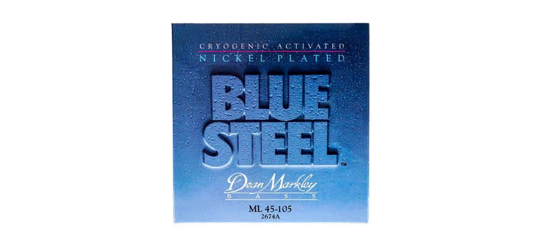 DEAN MARKLEY - Blue Steel NPS ML 45-105
