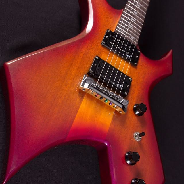 BC Rich NJ Retro