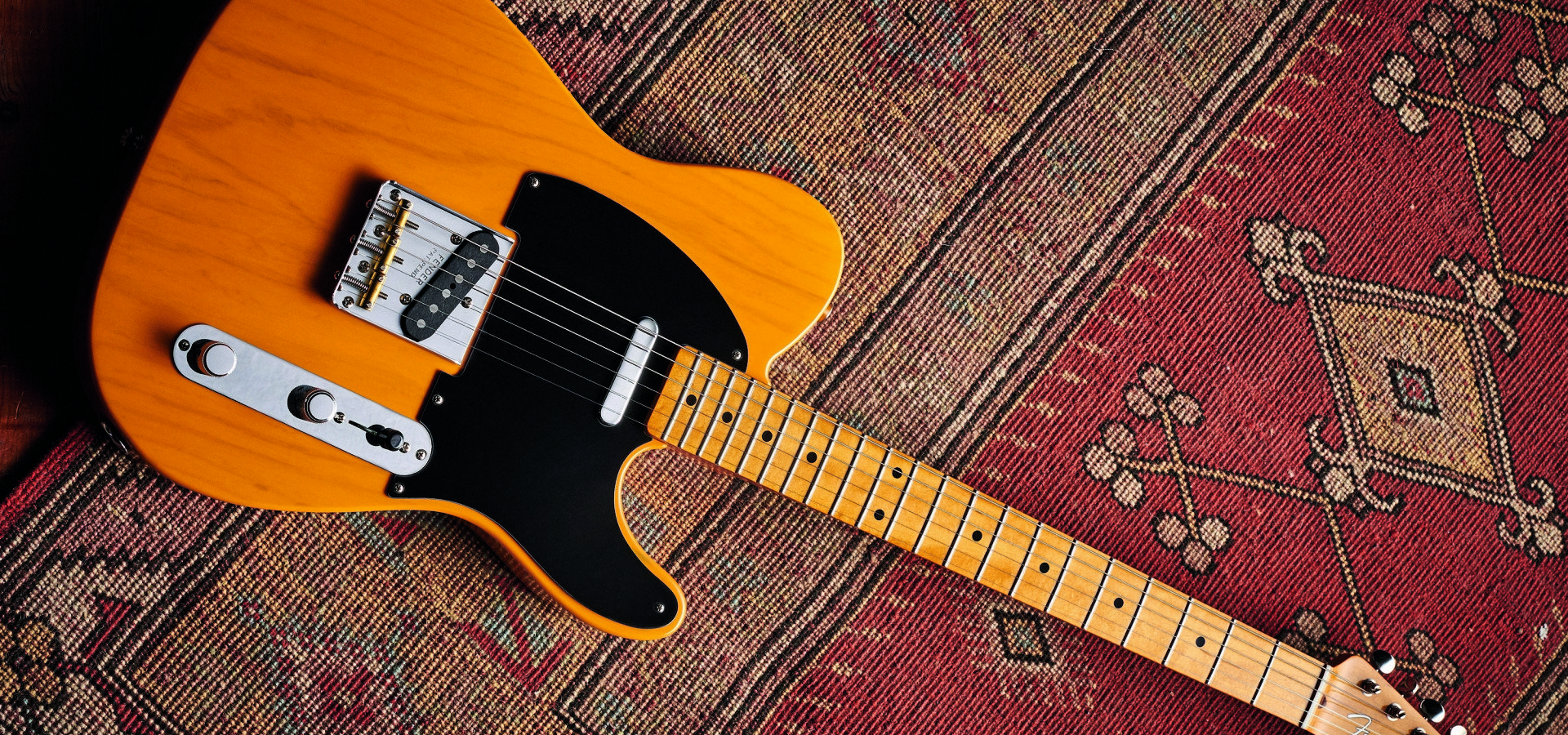 Vintera '50s Telecaster Modified