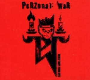 Perzonel War - When Time Turns Red