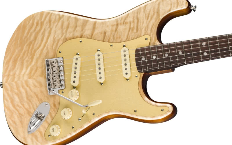 Fender Rarities Quilt Maple Top Stratocaster
