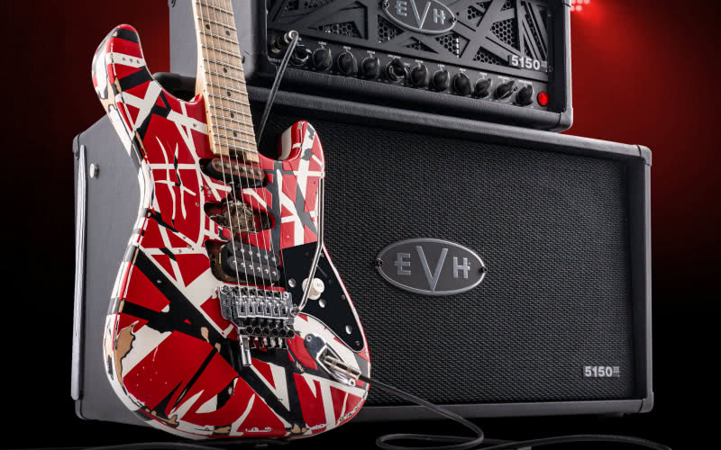 NAMM 2020: Nowy EVH Striped Series Frankie