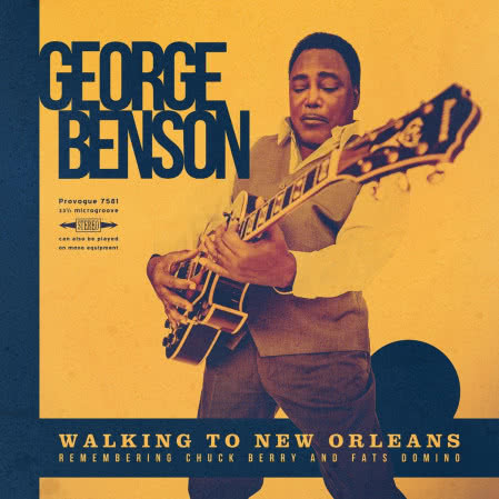 George Benson - Walking To New Orlean