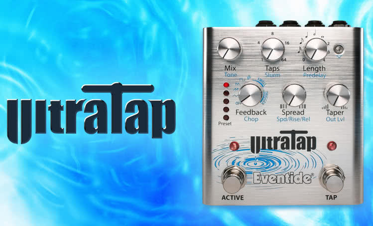 Eventide UltraTap Delay