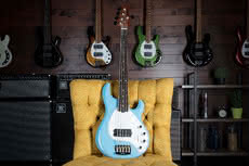 Nowe basy Music Man Stingray Special 2018 w dostawie Music Info