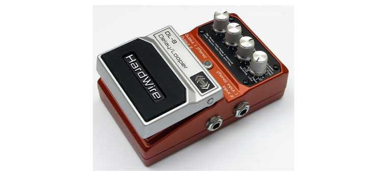 DIGITECH - HardWire Delay/Looper DL-8