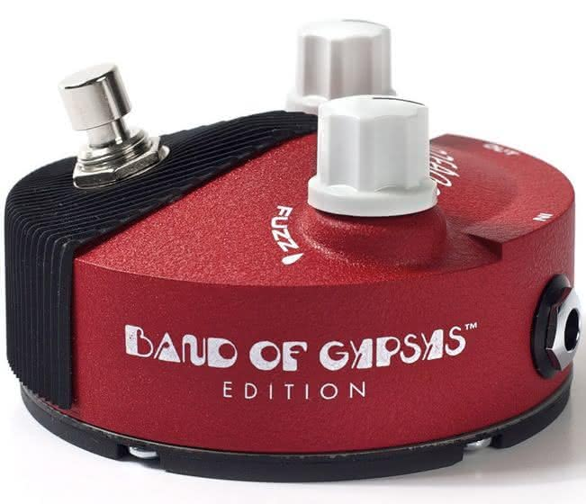 Dunlop Band of Gypsys Fuzz Face Mini