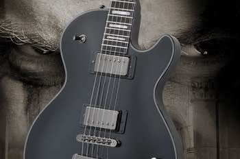 Hagstrom Dark King Super Swede i Swede