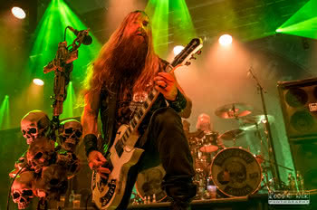 Black Label Society - 20.03.2018 - Kraków