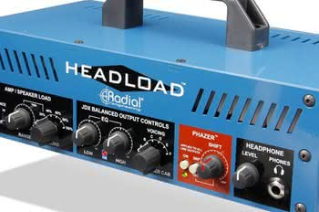 Attenuator Radial Headload