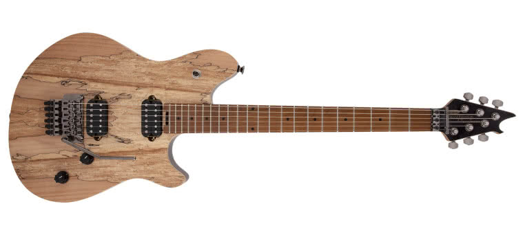 EVH - Wolfgang WG Standard Exotic Spalted Maple