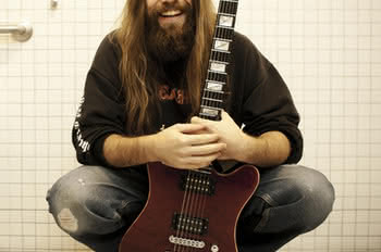 NAMM 2012: przetworniki DiMarzio Dominion Mark Morton Signature