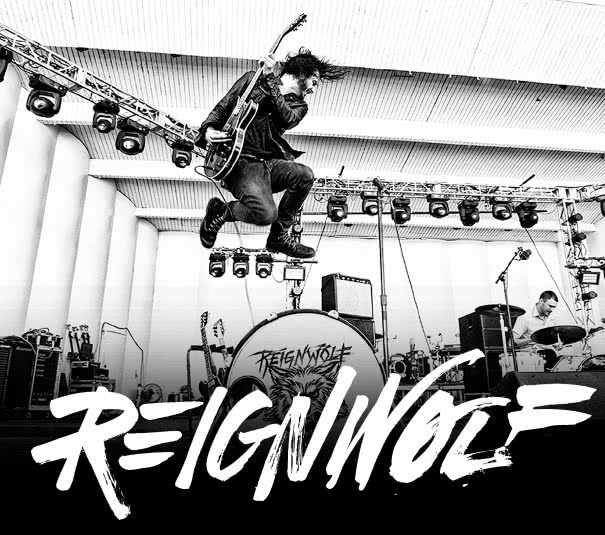 Reignwolf na Impact Festival