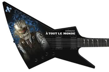 Dean Guitars - nowe modele Dave Mustaine